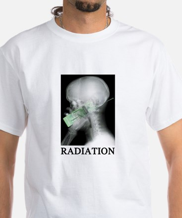 Radiation T-Shirt (white)