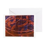 Curves Greeting Cards (1)