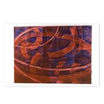 Curves Postcards (package Of 8)