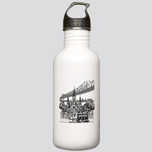 New Orleans Stainless Water Bottle 1.0L