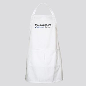 Facebook (Mountaineers) Apron