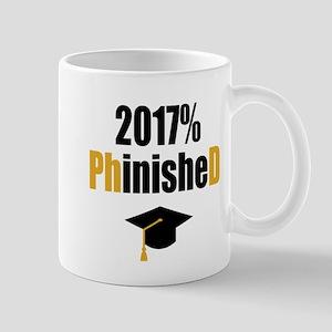 2017 PhD 11 oz Ceramic Mug