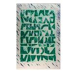 Runes 2 Postcards (package Of 8)