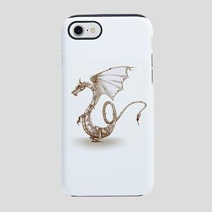 clockwork dragon_sepiaV3 iPhone 7 Tough Case