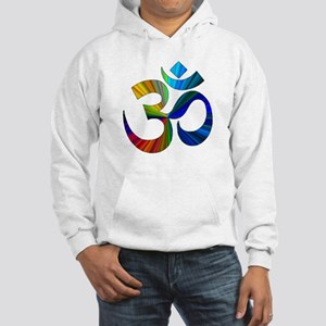 Om 2 Hooded Sweatshirt