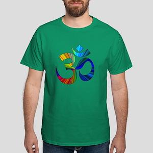 Om 2 Dark T-Shirt