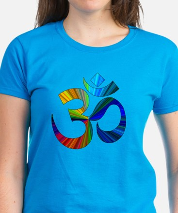 Om 2 Women's Dark T-Shirt