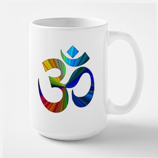 Om 2 Large Mug