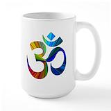 Yoga Large Mugs (15 oz)