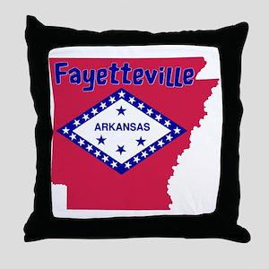 Fayetteville Throw Pillow