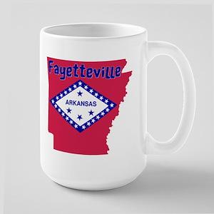 Fayetteville Large Mug