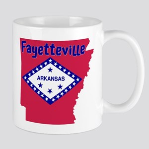Fayetteville Mug