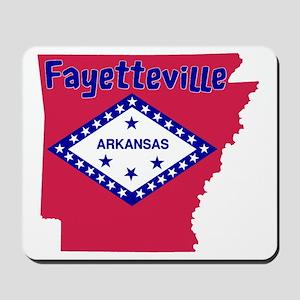 Fayetteville Mousepad