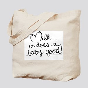 It Does A baby Good Tote Bag