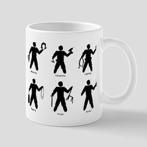 Universal Crew Identifiers Mugs
