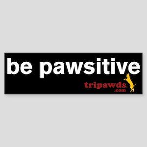 Tripawds Sticker (Bumper)