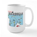 Quaribbean Large Mug