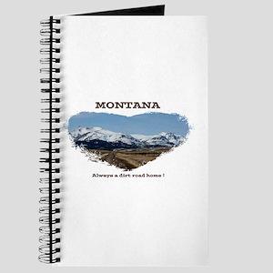 Montana Dirt Roads Journal