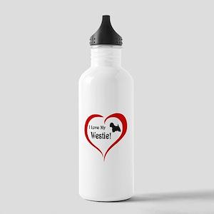 Westie 1 Stainless Water Bottle 1.0L