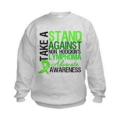 Take a Stand Non-Hodgkins Sweatshirt