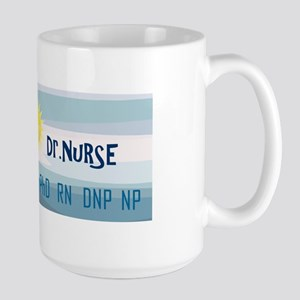 Dr. Nurse Large Mug
