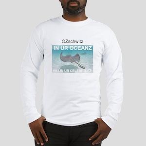 OZschwitz: Long Sleeve T-Shirt