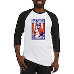 Cavalier King Charles! Baseball Jersey