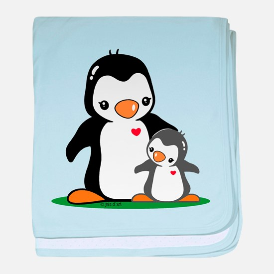 Mom & Baby baby blanket