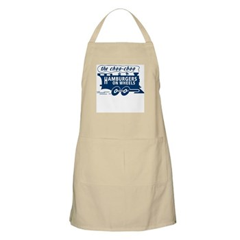 The Choo-Choo Diner Apron
