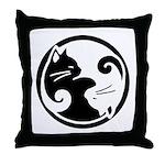 Flight of Fantasy - Throw Pillow