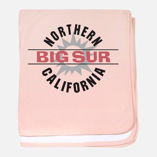 Big Sur California Infant Blanket