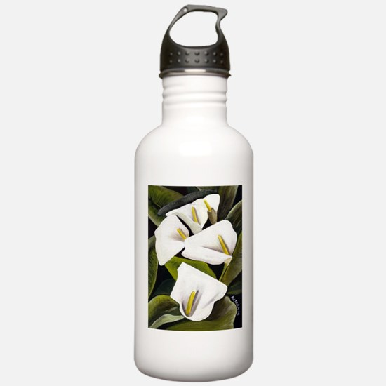 Calla Lily Water Bottle