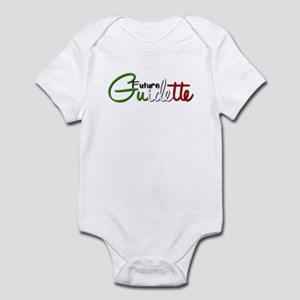 Future Guidette/Giudo Infant Bodysuit
