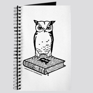 Bibliophile 2-Tone Logo Journal