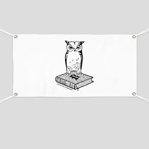 Bibliophile 2-Tone Logo Banner