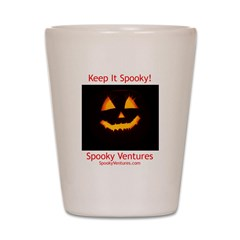 Halloween 4 Shot Glass