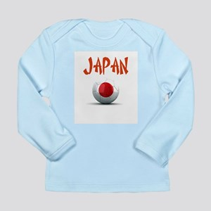 Japan Long Sleeve Infant T-Shirt