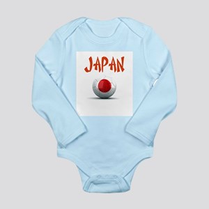 Japan Long Sleeve Infant Bodysuit