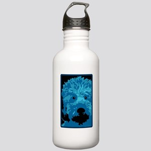 Labradoodle - color 3 Stainless Water Bottle 1.0L