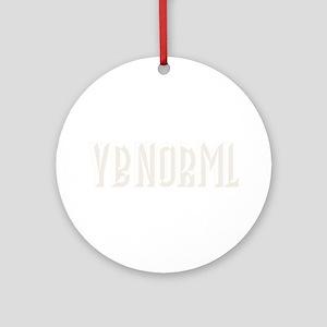 YB NORML Ornament (Round)