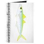 Green Jack Mackerel Journal