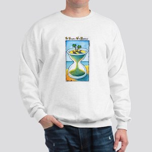 Trouble With Paradise Sweatshirt