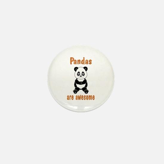 Panda Mini Button