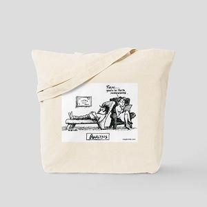 Analysis Tote Bag