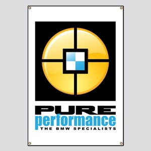 Pure Performance Banner