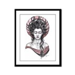 Lady Madonna Framed Panel Print