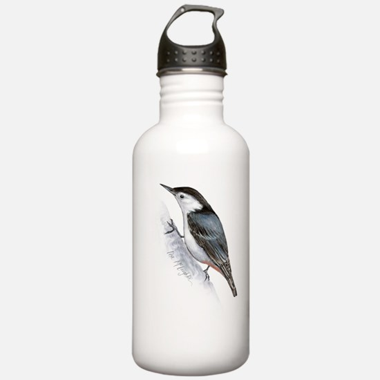 little nuthatch Water Bottle