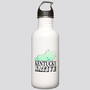 Kentucky native Stainless Water Bottle 1.0L