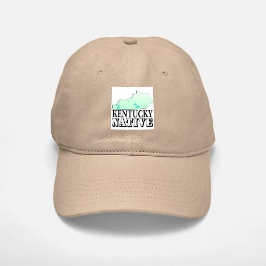 Kentucky native Baseball Baseball Cap