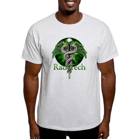 Rad Tech Caduceus Green Light T-Shirt